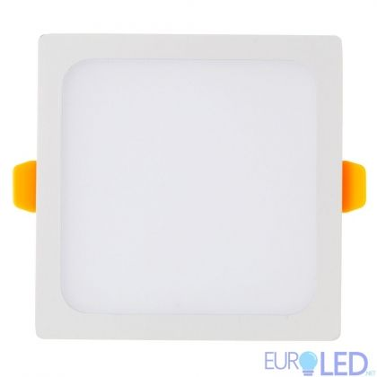 8W LED Frameless Панел Квадрат 4200K